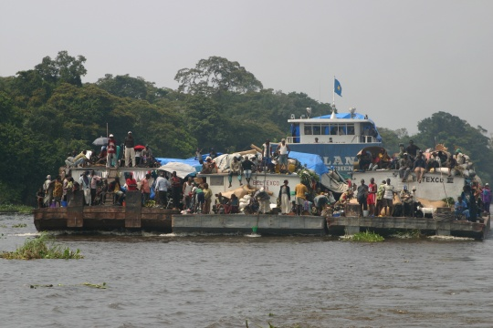 Photo: Congo River - Beyond Darkness
