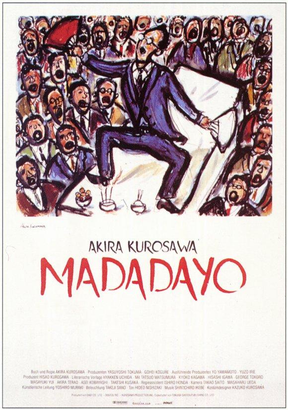 Madadayo von Akira KUROSAWA: Im Kino, online und auf DVD ...
