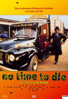 No Time To Die (Flyer)