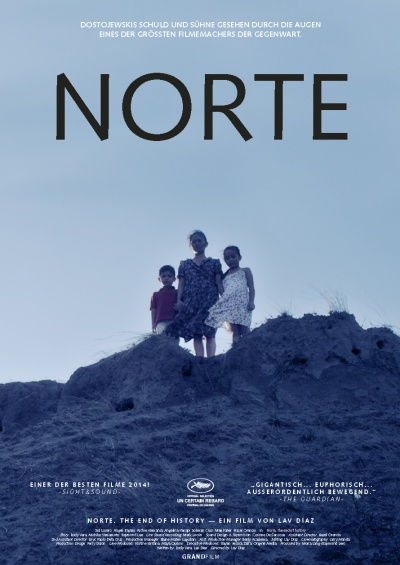 Norte, the End of History flyer