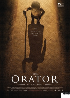 The Orator (Flyer)