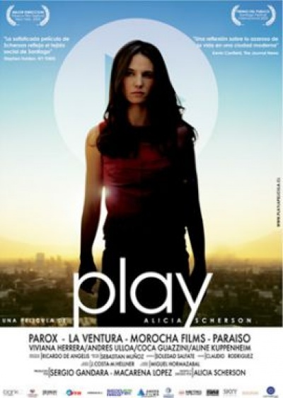 Play flyer
