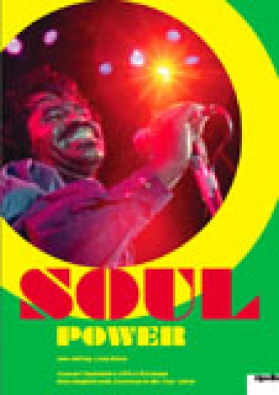 Soul Power flyer