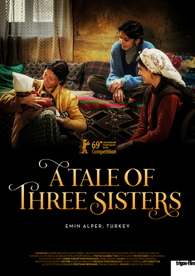 A Tale of Three Sisters flyer