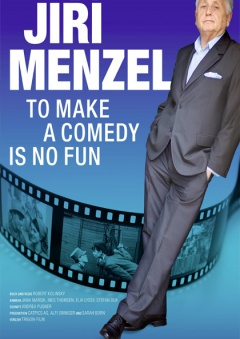 To Make A Comedy Is No Fun (Flyer)