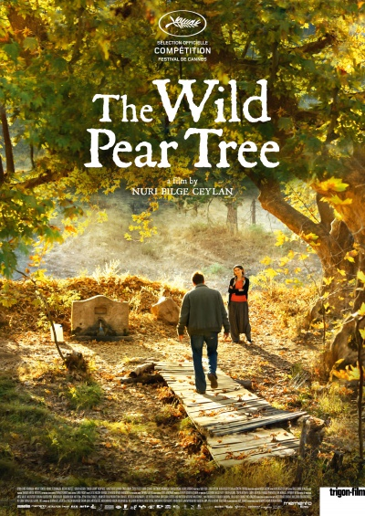 The Wild Pear Tree flyer