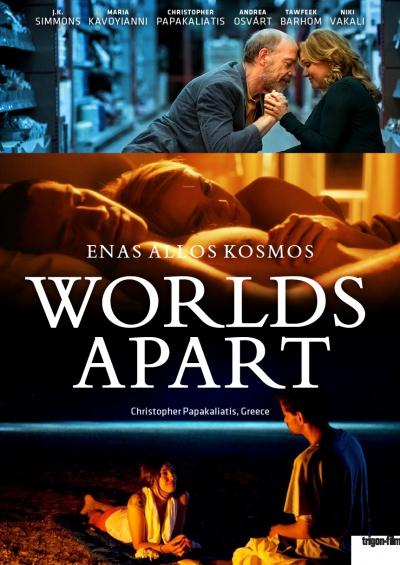 Worlds Apart flyer