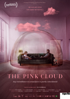 The Pink Cloud - A Nuvem Rosa (Flyer)