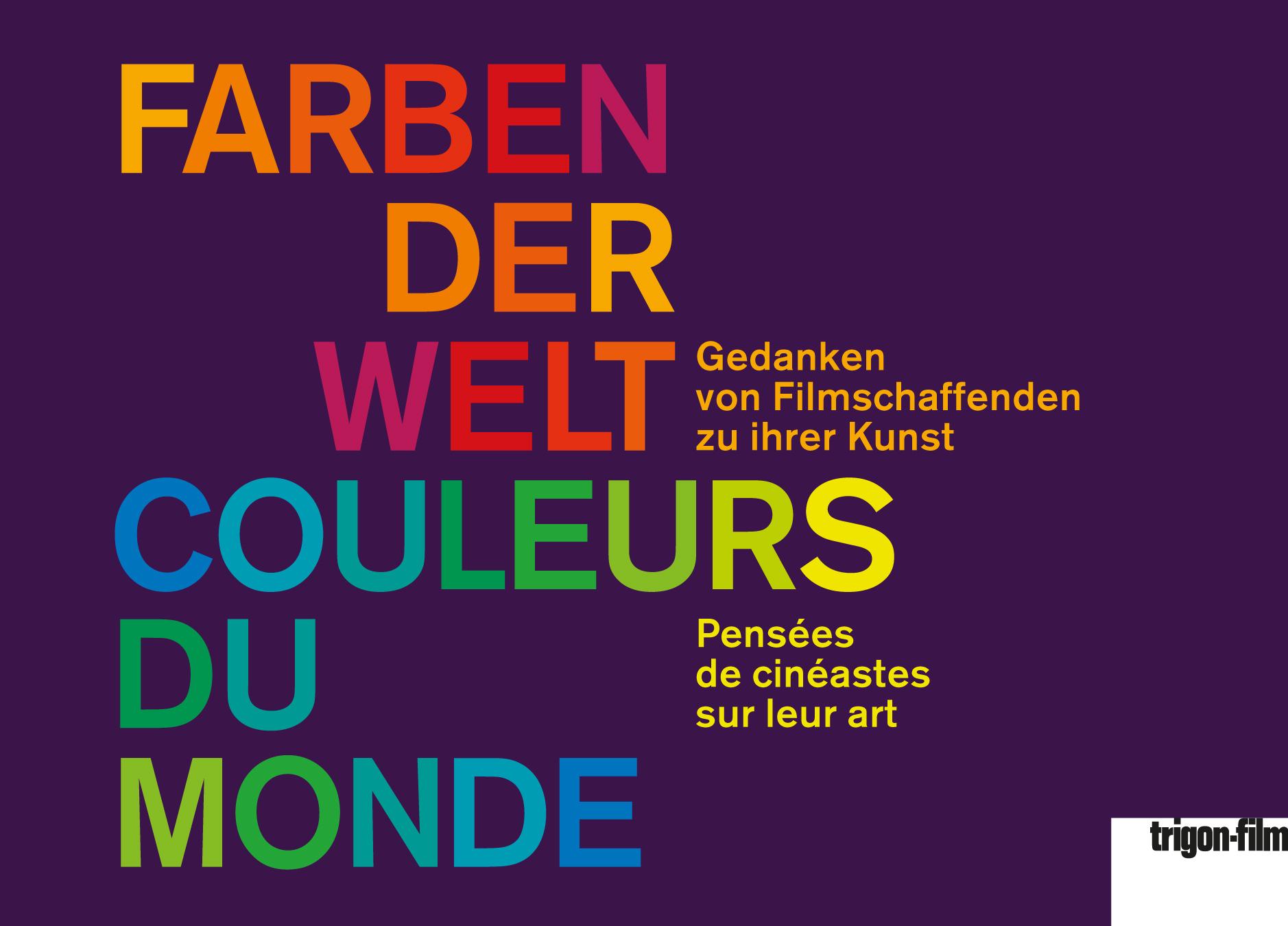 Farben der Welt (Buch) – trigon-film.org