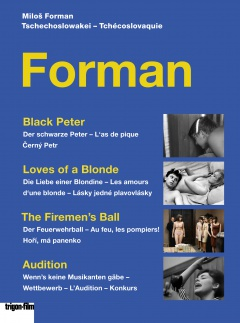 Milos Forman - Box (DVD)