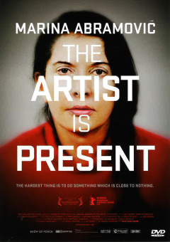 Marina Abramović - The Artist Is Present DVD Edition Look Now