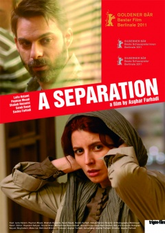 A Separation (Filmplakate One Sheet)