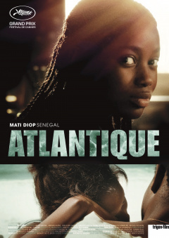 Atlantique Filmplakate One Sheet