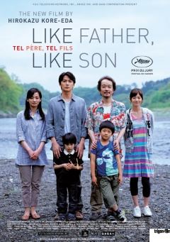 Like Father, Like Son (Filmplakate One Sheet)