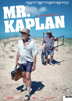 Mr. Kaplan (Filmplakate One Sheet)