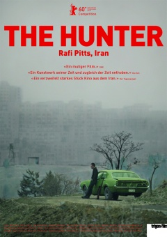 The Hunter - Zeit des Zorns - Shekarchi (Filmplakate One Sheet)