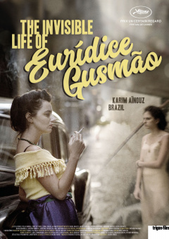 The Invisible Life of Euridíce Gusmão Filmplakate One Sheet