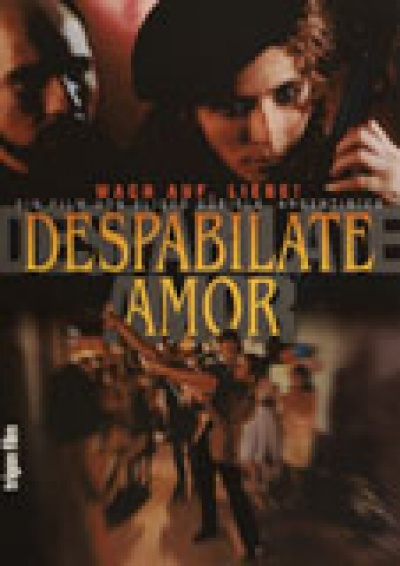 Despabílate amor flyer