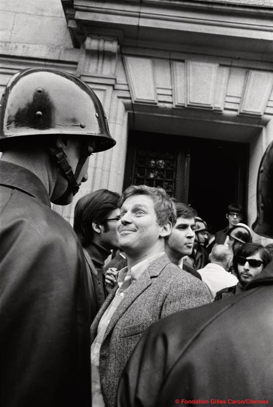 Gilles Caron Histoire D Un Regard Trigon Film Org