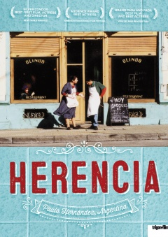 Herencia flyer
