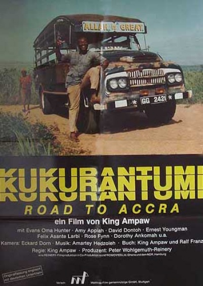 Kukurantumi - Road to Accra flyer