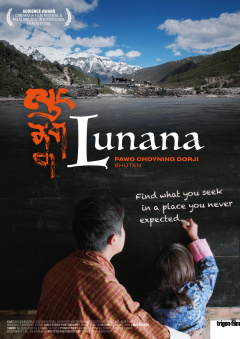Lunana - A Yak in the Classroom (Flyer)