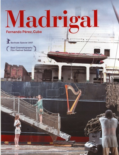 Madrigal flyer