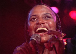 Photo: Mama Africa - Miriam Makeba
