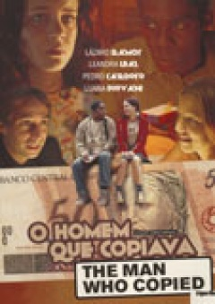 The Man Who Copied - O homem que copiava flyer