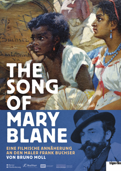 The Song of Mary Blane flyer