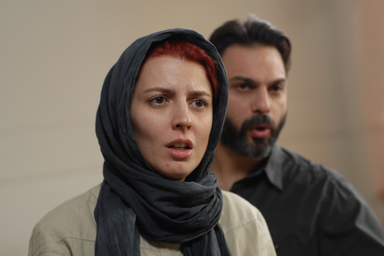 Photo: A Separation