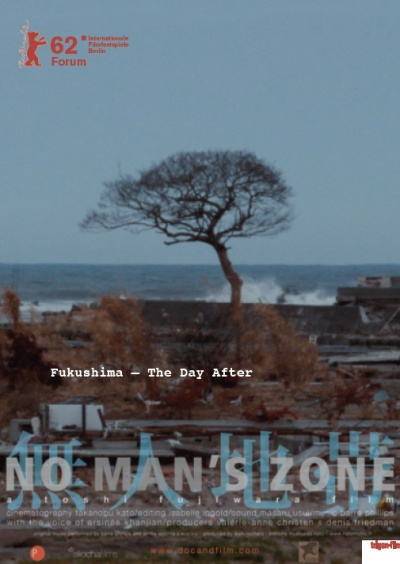 No Man's Zone Fukushima flyer