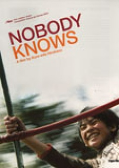 Nobody Knows - Dare mo shiranai (Flyer)