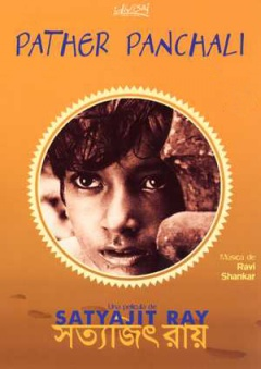 Pather Panchali - Song of the Little Road (Flyer)