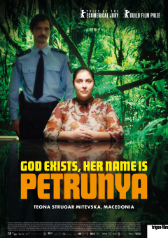 God Exists, Her Name is Petrunya (Flyer)