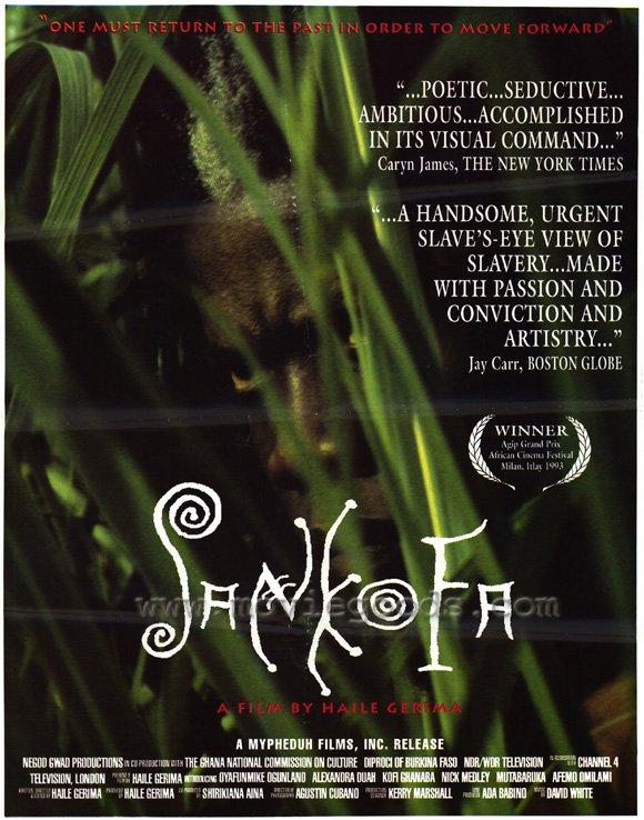 Sankofa movie essay papers