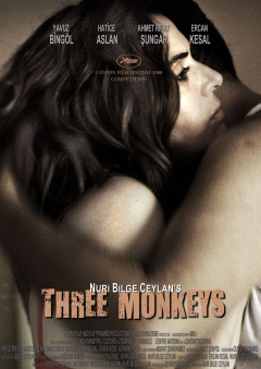 Three Monkeys (Flyer)