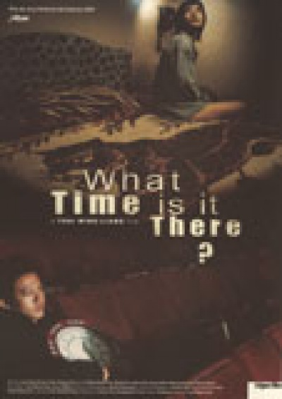 What Time is it There? - Ni na bian ji dian flyer