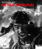 The Seven Samurai - Shichinin no samurai Blu-ray