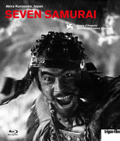 The Seven Samurai - Shichinin no samurai (Blu-ray)