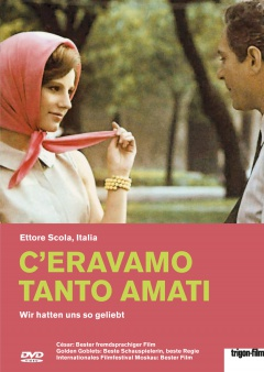 C'eravamo tanto amati - We All Loved Each Other So Much (DVD)