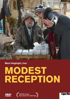 Modest Reception - Paziraie Sadeh (DVD)