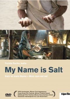 My Name is Salt DVD