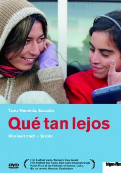 Qué tan lejos - How Much Further (DVD)