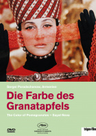 The Color of Pomegranates - Sayat Nova DVD
