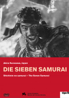 The Seven Samurai - Shichinin no samurai DVD