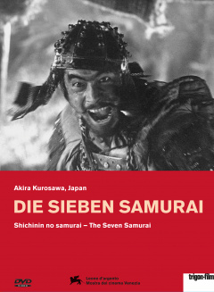 The Seven Samurai - Shichinin no samurai (DVD)