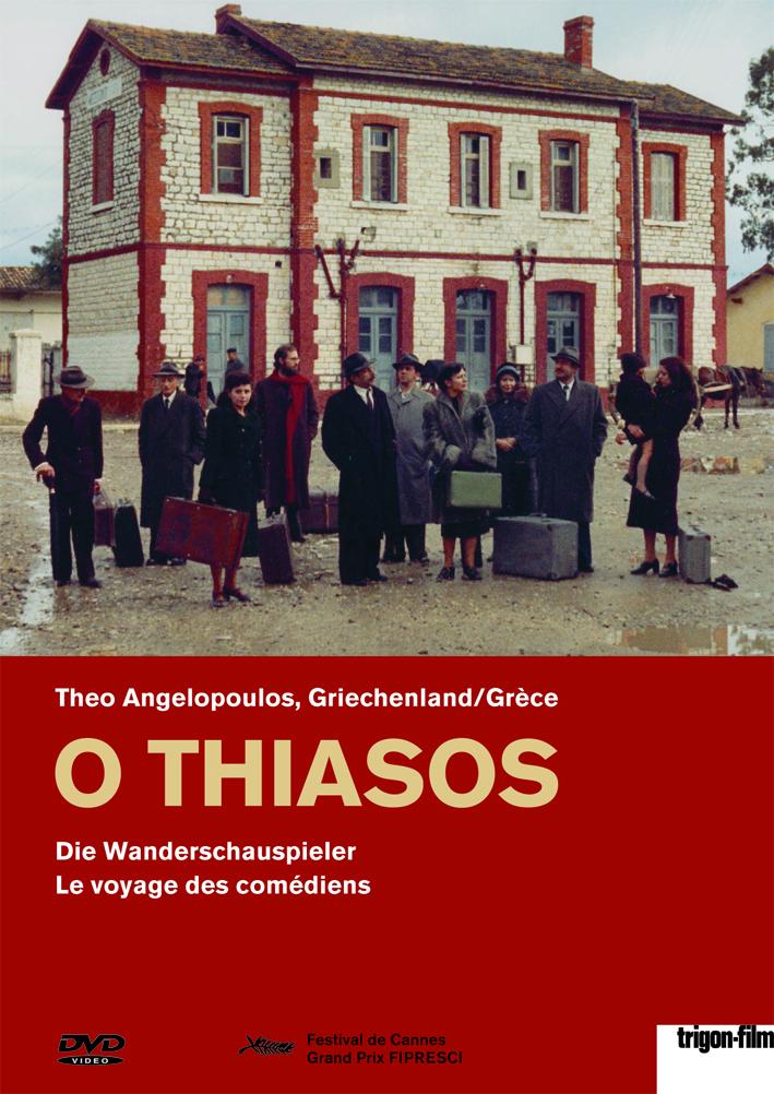 The Travelling Players - O Thiasos (DVD) – trigon-film.org