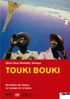 Touki Bouki - Journey of the Hyena DVD