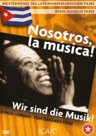 We are the Music - Nosotros, la música DVD